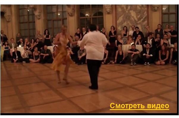 ВИДЕО. Этот толстяк сразил наповал зрителей своим танцем.